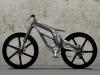 Elegante Skizze Audi-E-Bike