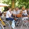 Deutschlands kulinarische Spezialitäten mit dem Rad entdecken
