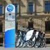 E-Bike-Verleih ohne Personal