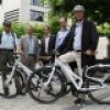 Pedelecs kommen in den Kommunen im Bodenseekreis gut an