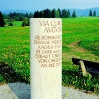 Mit dem Pedelec auf der Via Claudia Augusta über die Alpen