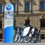 Nextbike Verleihstation