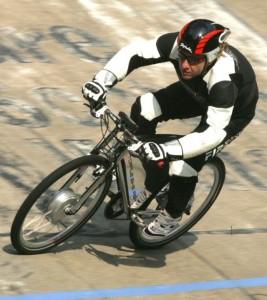 Geschwindigleitsrekord mit dem Pedelec Torque Bike RSR