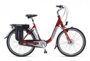 Giants Elektrofahrrad Twist Elegance Double Power