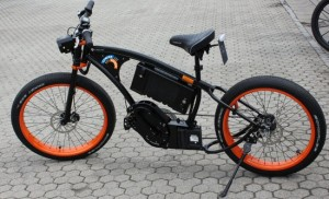 PG Bike BlackBlock