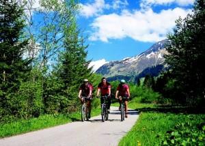 Radtour auf der Via Claudia Augusta